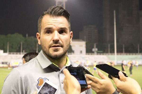 Pelatih Timnas Indonesia Simon McMenemy - ESPN