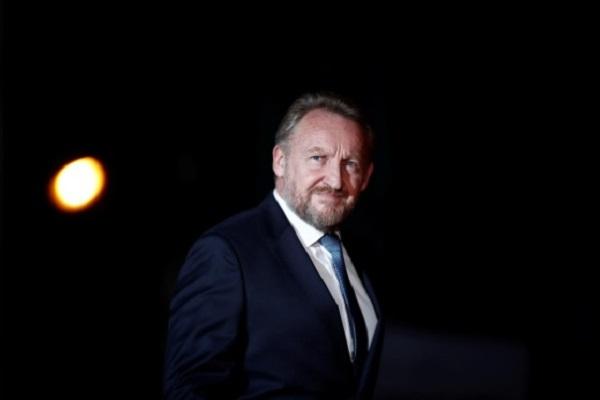 Bakir Izetbegovic, Pemimpin Partai Islam Bosnia, SDA - Reuters