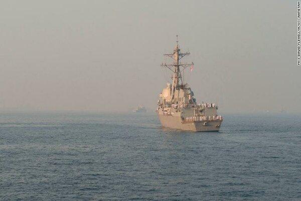 Kapal perang AS. - CNN