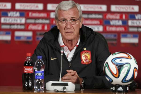 Marcello Lippi - Reuters/Youssef Boudlal