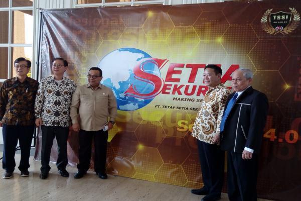 Peluncuran Setia Security 4.0 - Istimewa