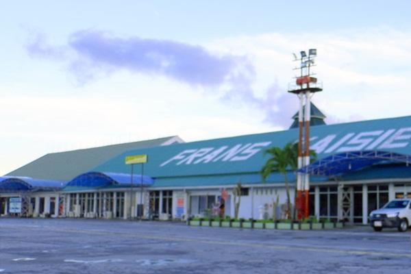 Bandara Internasional Frans Kaisiepo - franskaisiepo/airport.co.id