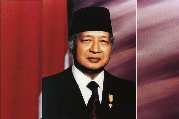 Soeharto. (Wikimedia.org)