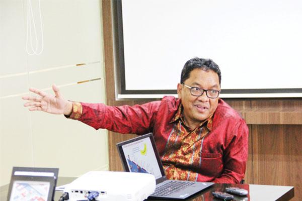 Direktur Operasi IPC Prasetyadi