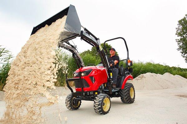 salah satu Traktor produk Yanmar, Jepang. (web)