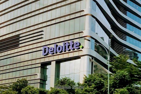 Gedung kantor Deloitte - The Malaysian Reserve