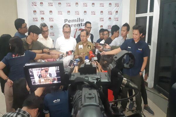 Wakil Ketua Badan Pemenangan Nasional Prabowo/Sandi Priyo Budi Santoso.
