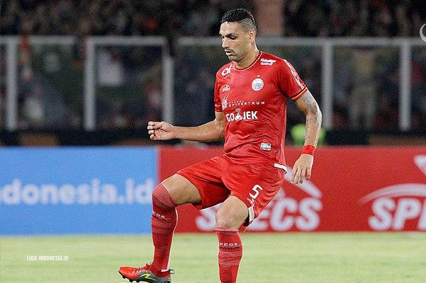 Jaimerson Xavier - Liga Indonesia