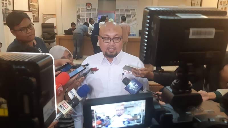 Komisioner KPU Wahyu Setiawan. JIBI/Bisnis - Jaffry Prabu Prakoso