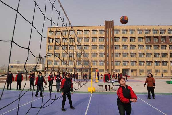 Ilustrasi Suasana di sebuah asrama mahasiswa di China. - ANTARA/M. Irfan Ilmie