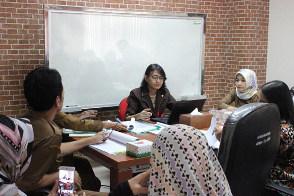 Kegiatan akreditasi RSUD Banten. - rsud.bantenprov.go.id