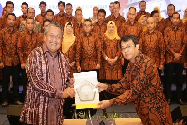 Perry Warjiyo, ISEI Makassar