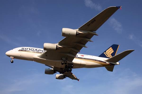 Maskapai Singapore Airlines - www.singaporeair.com