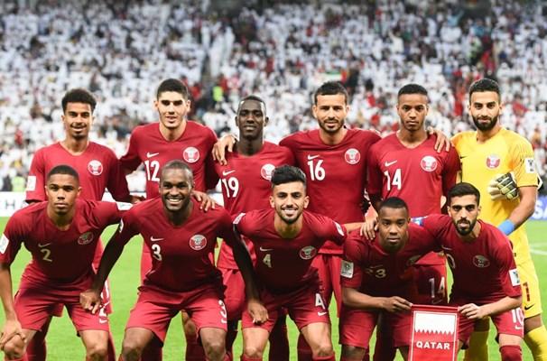 Timnas Qatar - AFC