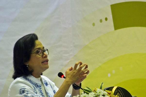 Menteri Keuangan Sri Mulyani: 5 pesan untuk CPNS Kemenkeu - ANTARA/R. Rekotomo