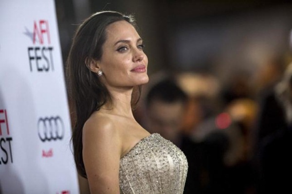 Angelina Jolie - Reuters