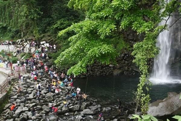 Lembah Anai di Sumatra Barat - Antara
