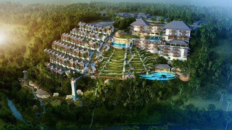 Master Piece Project Dari Metland Destinasi Impian Di Ubud Bali Ekonomi Bisnis Com