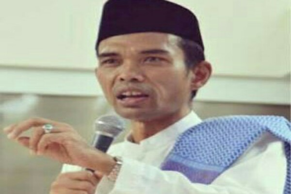 Ustaz Abdul Somad - youtube