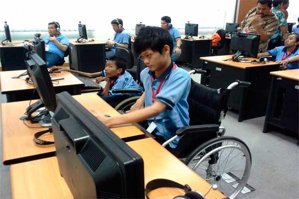 Pengembang wajib sertakan desain fasilitas khusus penyandang disabilitas - bisnis.com