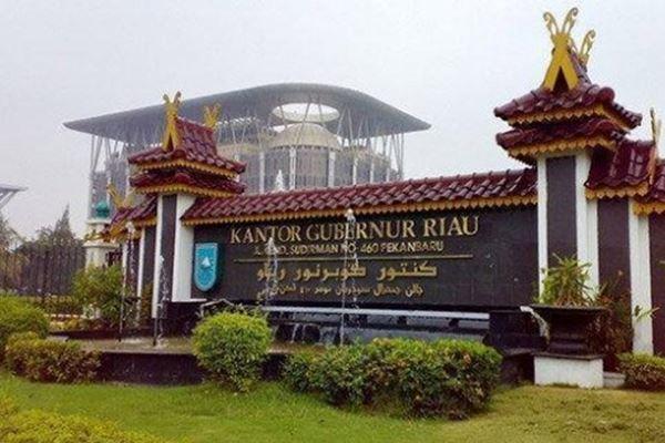 Kantor Gubernur Riau - Istimewa