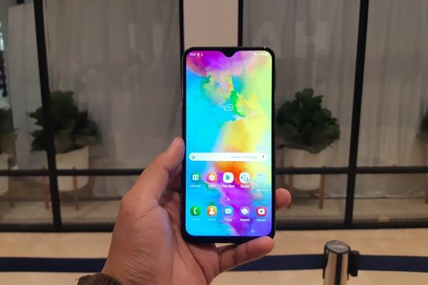 Samsung Galaxy M20 - Bisnis/Syaiful Millah