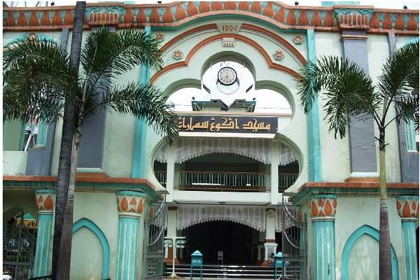 Masjid Kauman Semarang: Satu-satunya Masjid yang Umumkan Kemerdekaan RI - simas.kemenag.go.id