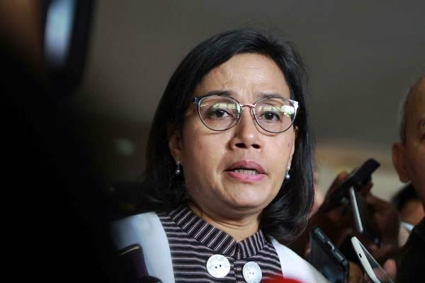 Menteri Keuangan Sri Mulyani Indrawati. - JIBI/Dwi Prasetya