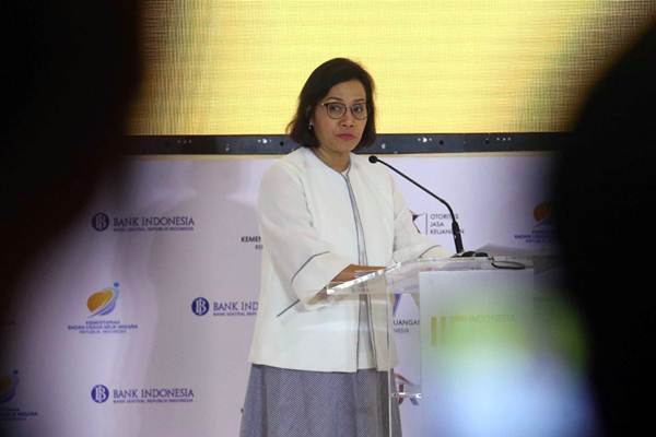 Menteri Keuangan Sri Mulyani menekankan perlunya membenahi SDM agar banyak pionir di bidang inovatif. - JIBI/Abdullah Azzam