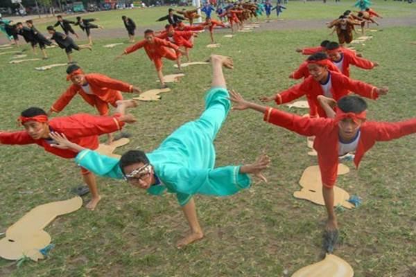 Suasana suatu kegiatan Pendidikan Anak Usia Dini (PAUD). - Antara
