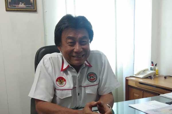 Ketua JPKP Kalsel Winardi Sethiono