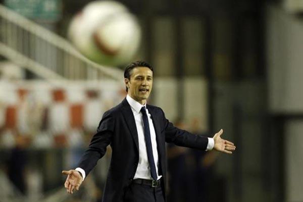 Pelatih Bayern Munchen Niko Kovac - Reuters/Antonio Bronic