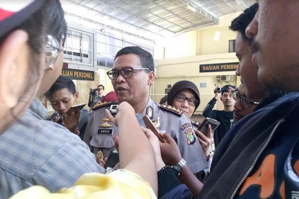 Kabid Humas Polda Metro Jaya Kombes R. P. Argo Yuwono - Bisnis.com/Juli Etha R. Manalu