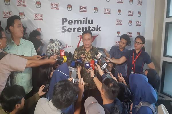 Ketua Badan Pengawas Pemilu (Bawaslu) Abhan. JIBI/Bisnis - Jaffry Prabu Prakoso