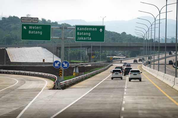 Tol Semarang/Batang, Trans Jawa