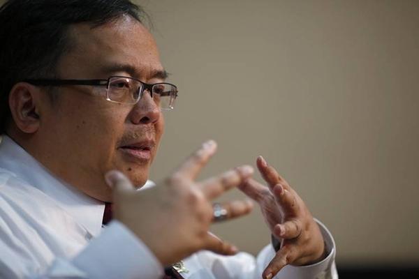 Menteri Keuangan Bambang Brodjonegoro - Reuters