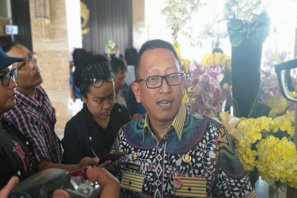 Kepala Dinas Kepemudaan Olahraga dan Pariwisata (Disporapar) Jawa Tengah Sinung Nugroho Rachmadi.