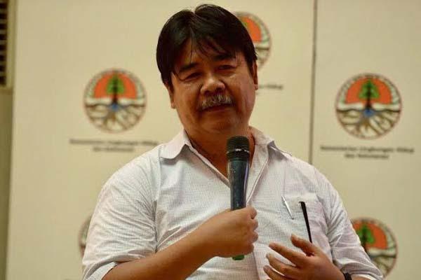 Guru Besar Institut Pertanian Bogor (IPB) Bambang Hero Saharjo. - Istimewa