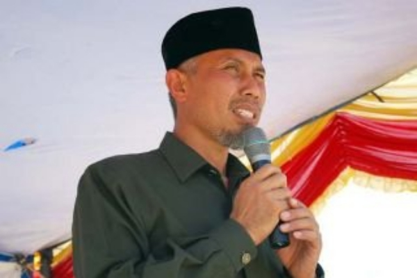 Walikota Padang Mahyeldi Ansharullah - Padang.go.id