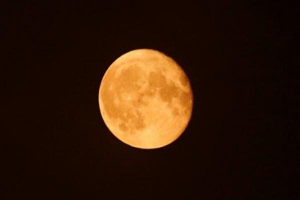 Supermoon: Nama super snow moon digunakan penduduk asli Amerika dan Eropa - NASA