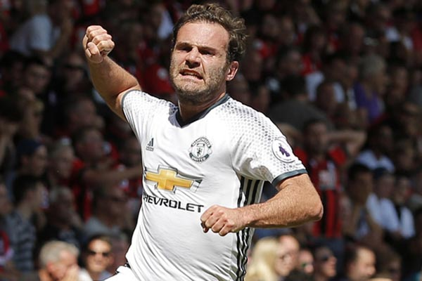 Juan Mata - Reuters/Andrew Couldridge