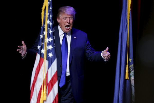 Donald Trump - Reuters
