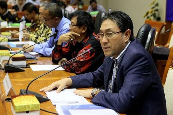 Anggota DPR dari Fraksi Partai Amanat Nasional (PAN) Sukiman - Dok. Fraksi PAN