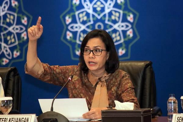 Menteri Keuangan Sri Mulyani. - JIBI/Felix Jody Kinarwan