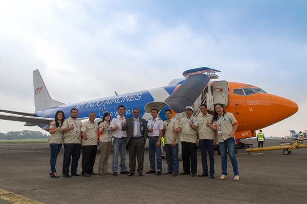 Ilustrasi - My Indo Airlines - Istimewa