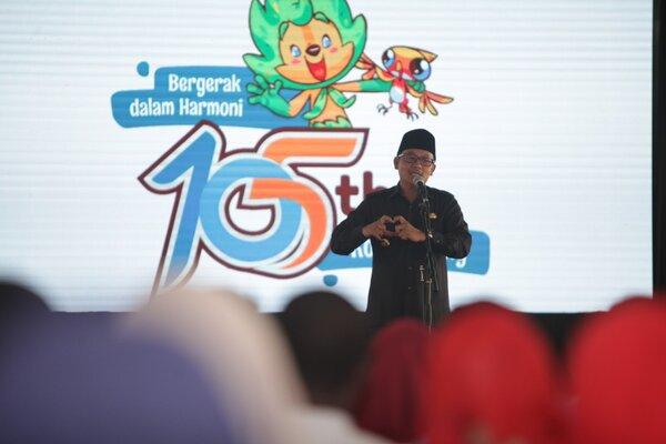 Wali Kota Malang Sutiaji pada Pembukaan Workshop Pelaku Ekonomi Kreatif dan Pameran 8 Sub Sektor Ekonomi Kreatif di Malang, Rabu (20/2/2019). - Istimewa