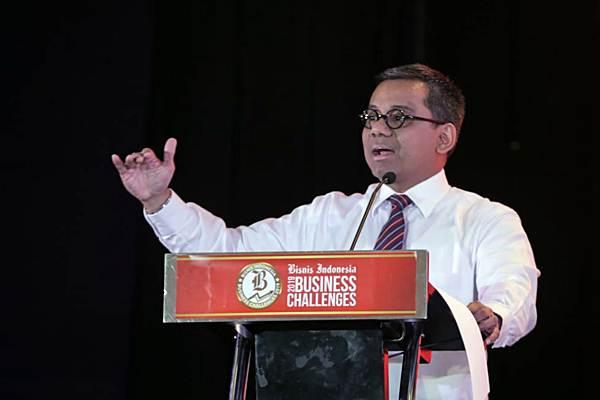 Kepala Badan Kebijakan Fiskal (BKF) Kementerian Keuangan Suahasil Nazara - JIBI/Felix Jody Kinarwan