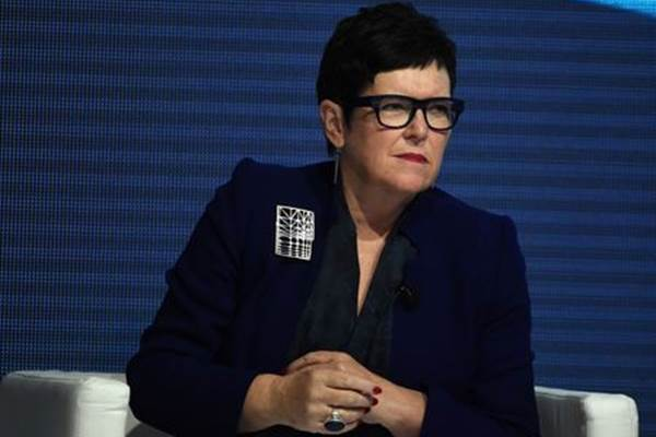 Mantan PM Selandia Baru Jenny Shipley: Membantah tulis artikel di Harian China - AAP via REUTERS/Mick Tsikas
