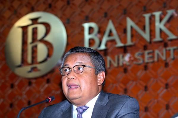Gubernur Bank Indonesia Perry Warjiyo. - Bisnis/Abdullah Azzam