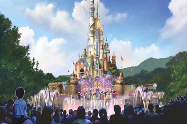 Hong Kong Disneyland / Istimewa